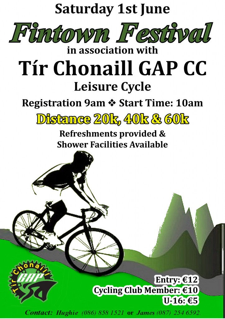 fintown cycle poster 2013