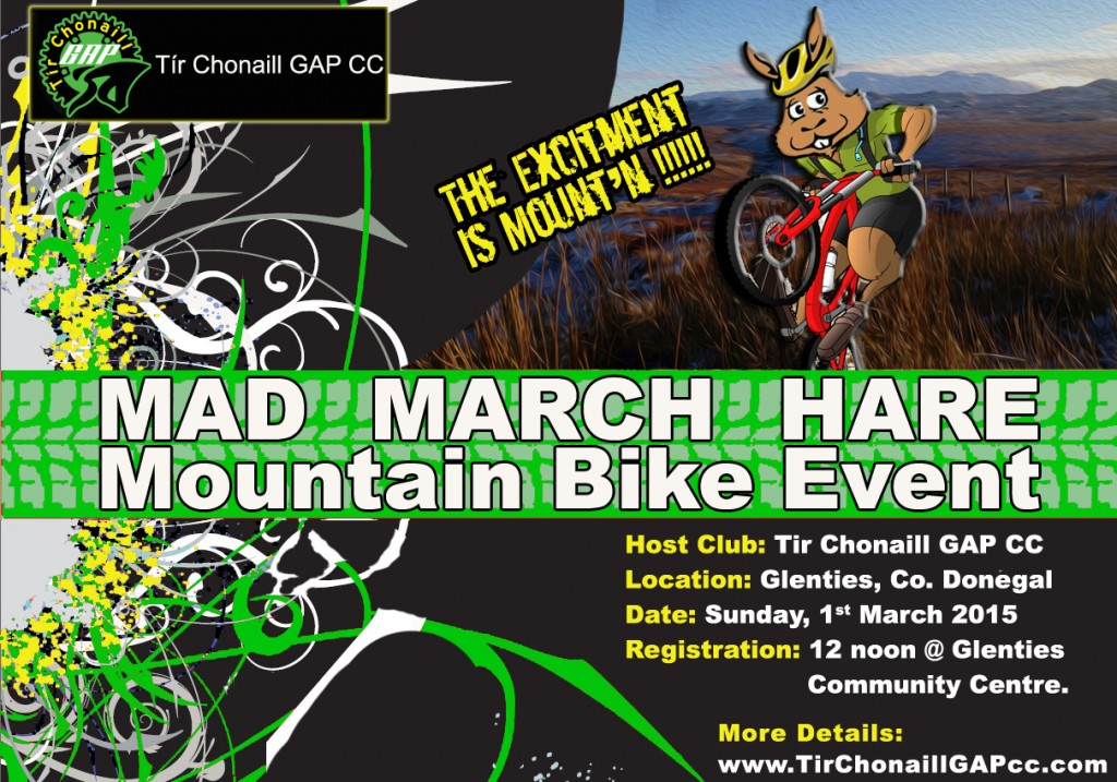 MAD MARCH HARE 2015